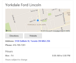 yorkdaleford  sc 1 st  Wrong Side Out & Yorkdale Ford Service Center u2013 Wrong Side Out markmcfarlin.com